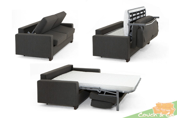 schlafsofa schlafcouch funktionscouch funktionssofa schlafcouch nadine neu ebay. Black Bedroom Furniture Sets. Home Design Ideas