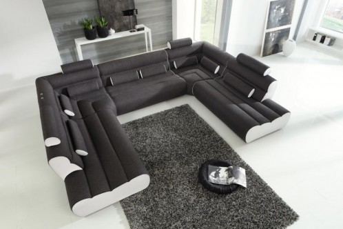 loungesofa elements h ebay. Black Bedroom Furniture Sets. Home Design Ideas