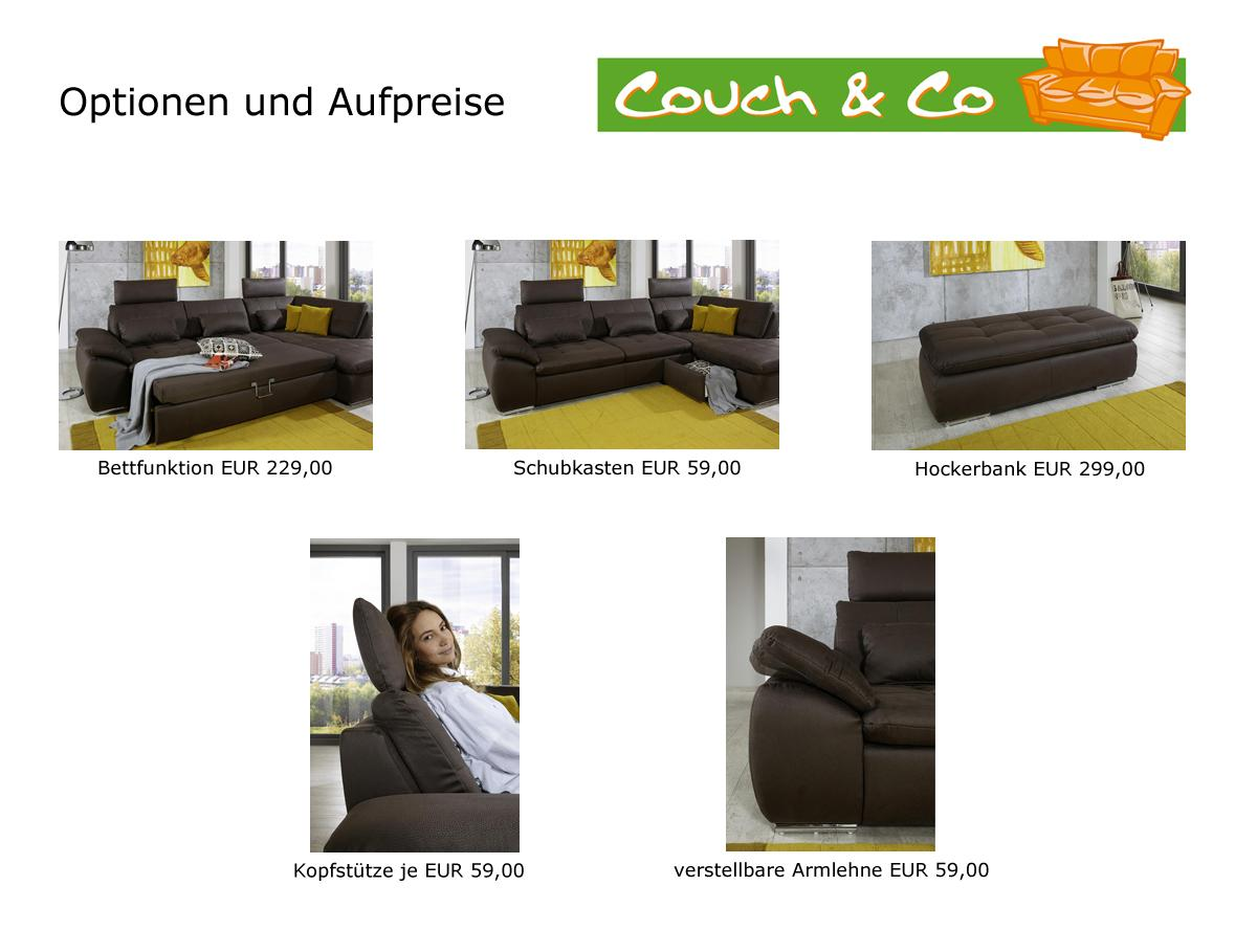 loungesofa wohnlandschaft sofa couch ecksofa eckcouch plansofa funny c megapol 4056001005946 ebay. Black Bedroom Furniture Sets. Home Design Ideas