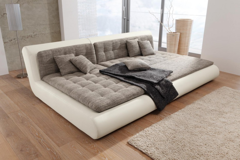 Loungesofa exit i j for Sofaecke mit bettfunktion
